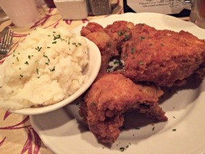 Greyhound Tavern Fried Chicken
