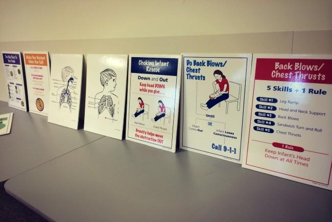 Safe Sitter Classes at St. Elizabeth Healthcare