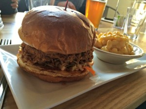 The Gruff Fried Chicken Sandwich