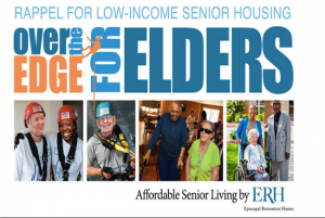 Go Over The Edge for Elders – GIVEAWAY