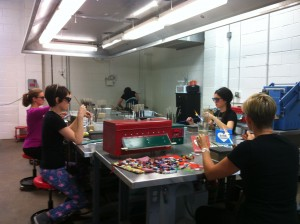 Beads of Courage Challenge at Brazee Street Studios