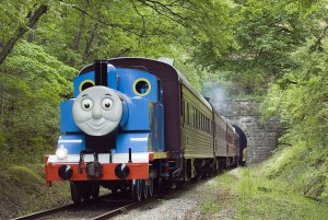 Day Out With Thomas Returns to LM&M Railroad