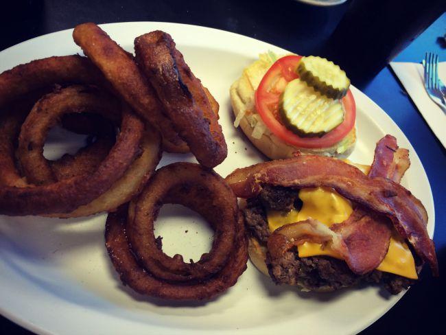 Fort Wright Family Restaurant Burger