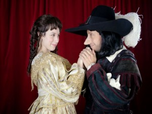 Cyrano de Bergerac at Cincinnati Shakespeare Company