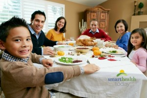 Think Healthy This Thanksgiving {SmartHealthToday Guest Post}