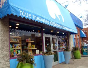 Blue Manatee Bookstore Hosts Events in February for Kids of All Ages