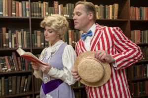 THE MUSIC MAN is Marching into The Carnegie {Giveaway}