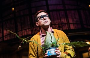 Little Shop of Horrors Now On Stage at Playhouse in The Park