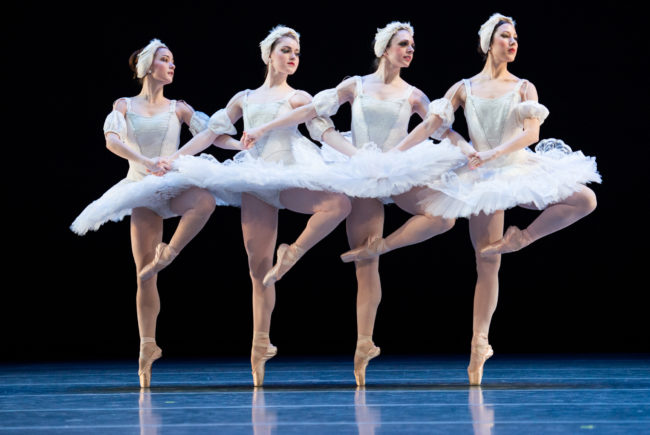 Swan Lake, Jr. Takes the Stage with the Cincinnati Ballet