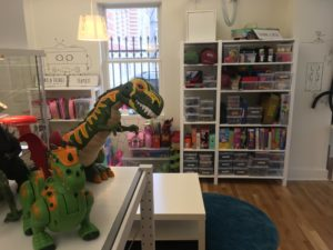 Play Library Opening Downtown – Innovative Space Home to Family Friendly Library for Toys and Games