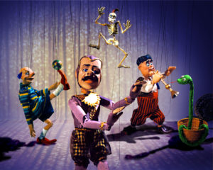 Puppets are Coming to the Children's Theatre of Cincinnati