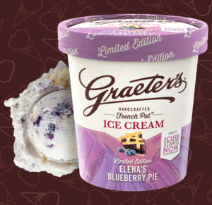 GRAETER'S GIVES SPECIAL ICE CREAM FLAVOR IN HOPES TO CURE CANCER