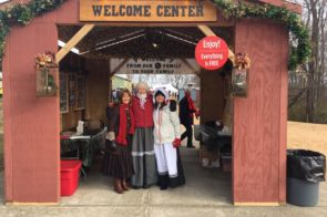 An Old Kentucky Christmas hosted by First Church of Christ