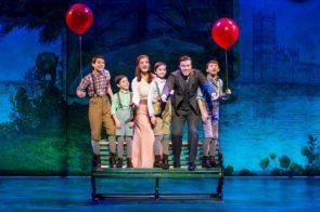 Last Chance – Broadway in Cincinnati's FINDING NEVERLAND at Aronoff Center through November 19