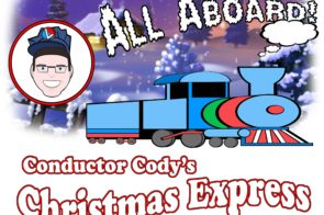 Haines House of Cards Hosts Conductor Cody's Christmas Express Sat. Dec 16