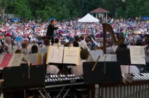 Bring the Family to Opera in the Park