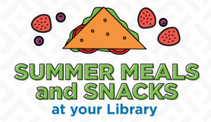 Library continues free summer meal service during Summer Adventure