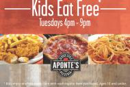 Cincinnati Kids Eat Free Deals
