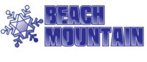 beach mountain logo