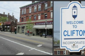 Out & About Around Town :: Clifton