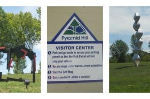 Cincinnati Parks :: Pyramid Hill Sculpture Park