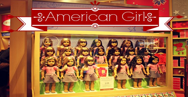 Road Trip To Columbus American Girl Store Family