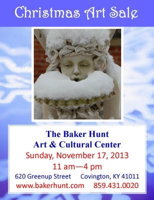 Baker Hunt Christmas Sale