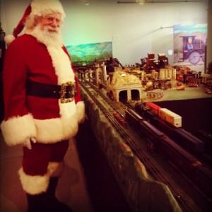 Newport Santa