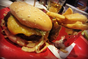 Burger Red Robin