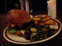 Wunderbar Burger Small