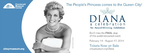 Celebrate Diana  Banner