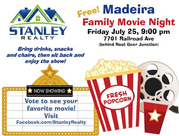 Maderia Movie Night