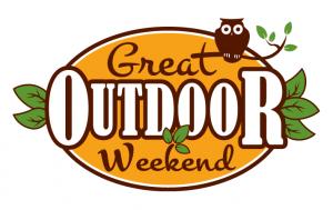 Great Outdoor Weekend logo