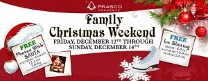 Prasco Family Christmas Weekend