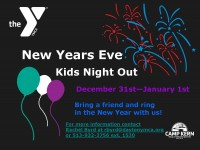 New Years YmCA camp Kern