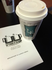 Wynners Cup Cafe Coffee