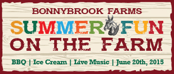 The Summer Fun on the Farm lineup sounds like a blast: live country music, zesty BBQ, many signature attractions and fun contests for the entire family.