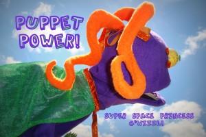 WMP G'Wizzl Puppet Power
