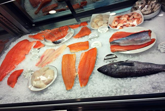 Keegan's Specialty Seafood Market