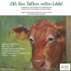 The Arts Alliance Cow