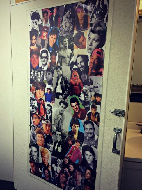 Knuk n Futz Bathroom Door