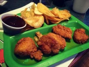 Knuk n Futz Boneless Wings Kids Meal